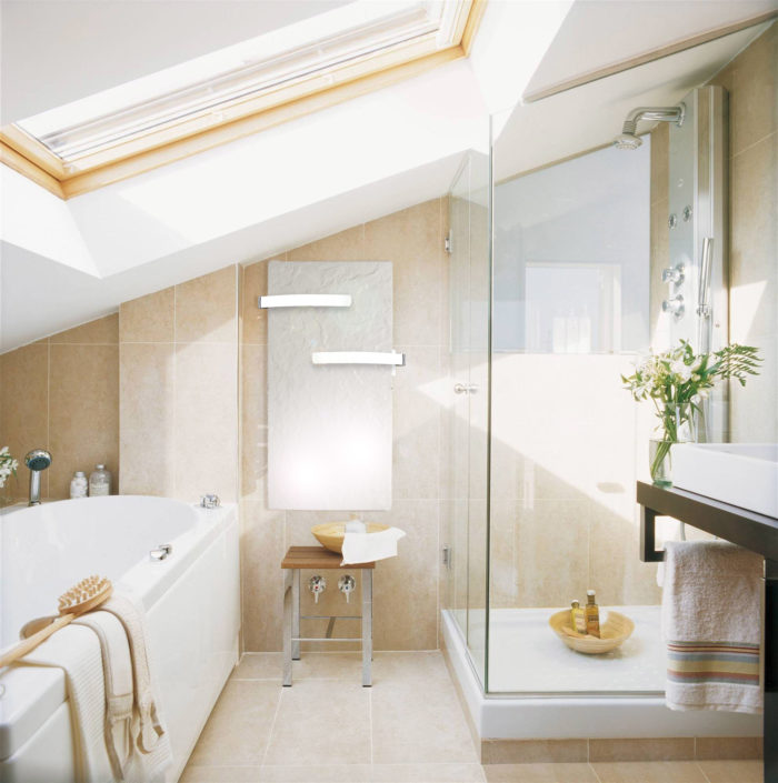abuardillado baño toallero de diseño
