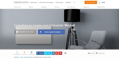 Climastar Market en Habitissimo